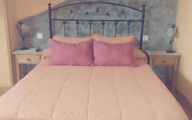Отель Apartamentos Briz Сильориго-де-Льебана комната для гостей