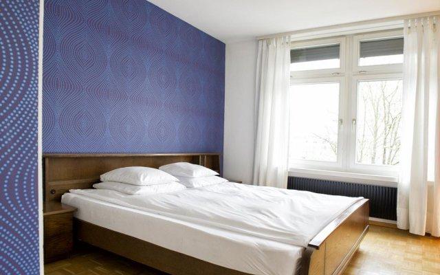 Отель Pension furDich комната для гостей