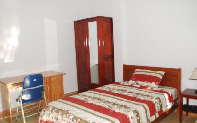 Отель De Vong Riverside Homestay Хойан комната для гостей