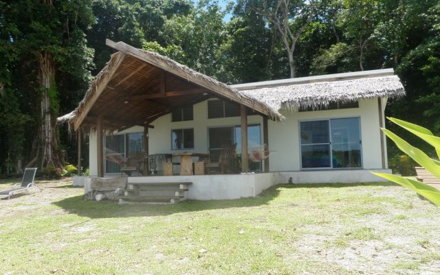 Malvanua Island Beach House