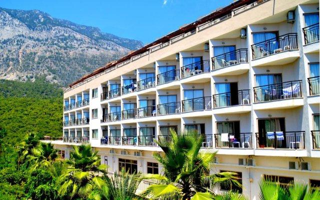 Magic Sun Hotel - All Inclusive вид на фасад