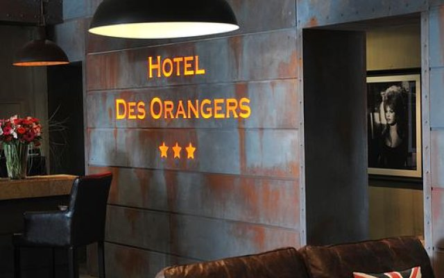 Inter-Hotel des Orangers 1