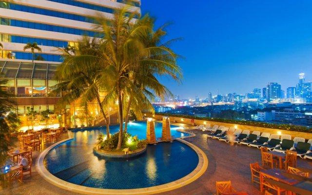 Принс палас отель бангкок забронировать номер билеты на самолет барселона октябрь