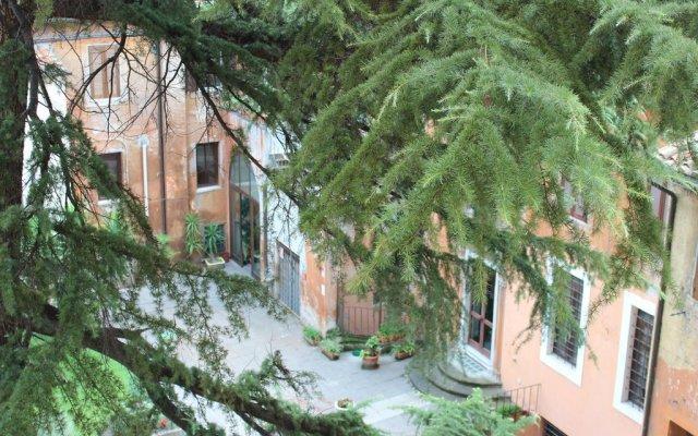 Отель Chez Liviana вид на фасад
