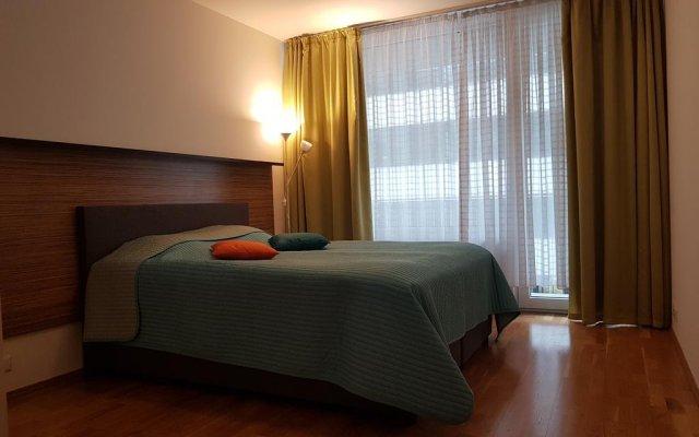 Апартаменты Europa Apartments комната для гостей