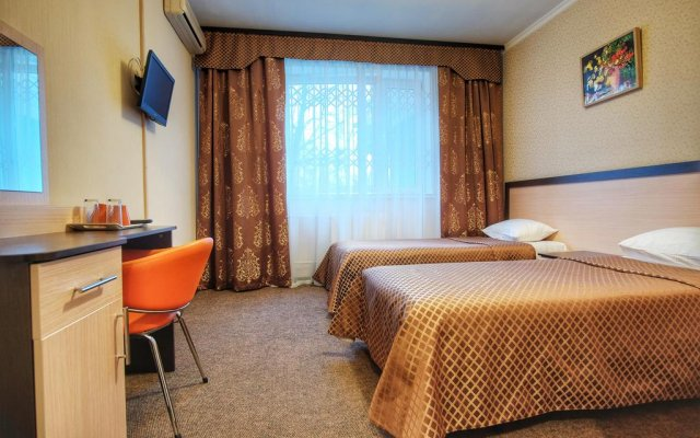 Гостиница Рич комната для гостей