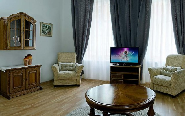 Апартаменты Prague 01 Apartments Прага комната для гостей