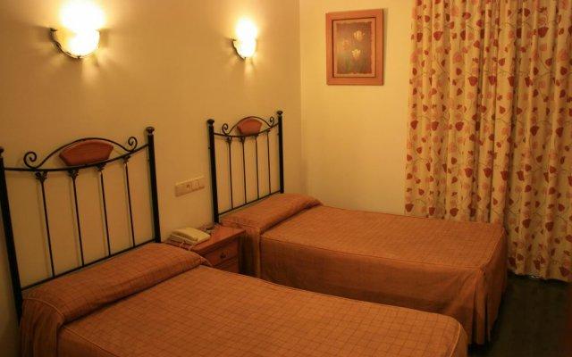 Отель Hostal San Andres комната для гостей