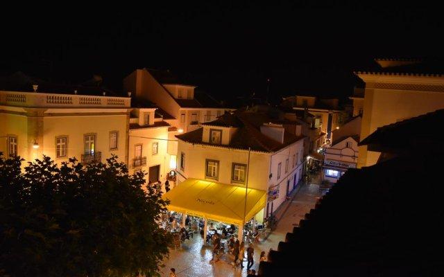 Отель Capitão Guest House вид на фасад