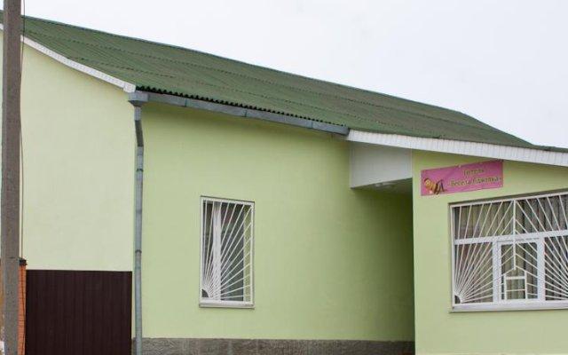 Гостиница Vesela Bdzhilka вид на фасад