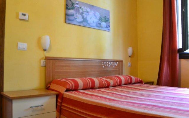 Отель Appartamenti Antico Frantoio Боргомаро комната для гостей