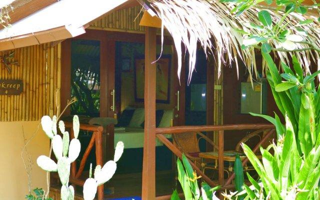 Отель Baan Sukreep Resort вид на фасад