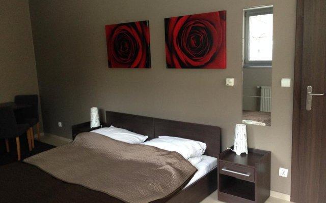Отель Apartamenty Brzozowa - Centrum Закопане комната для гостей