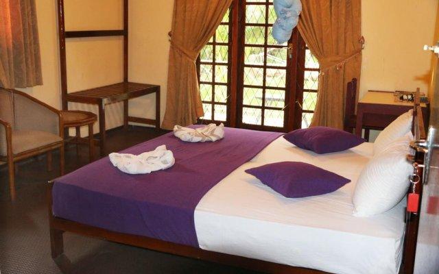 Отель The Green View Yala комната для гостей