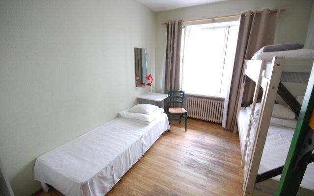Euphoria Hostel Таллин комната для гостей