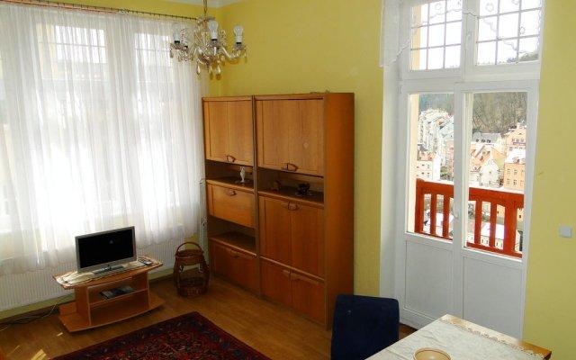 Отель Apartman Karel Чехия, Карловы Вары - отзывы, цены и фото номеров - забронировать отель Apartman Karel онлайн комната для гостей