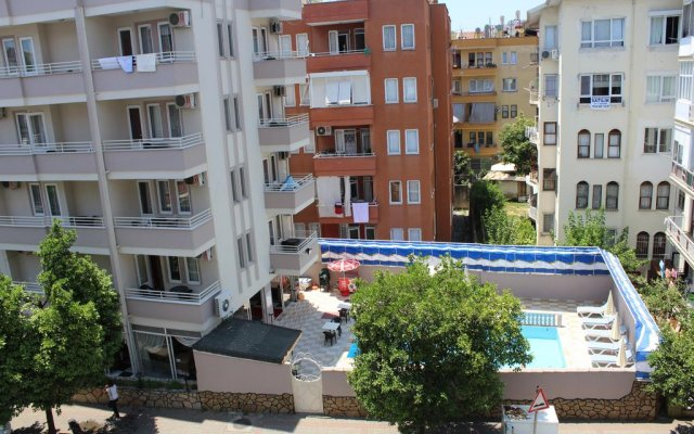 Alanya Diamond Hotel Аланья балкон