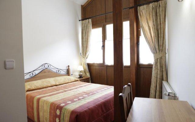 Отель Apartamentos Remoña Камалено комната для гостей