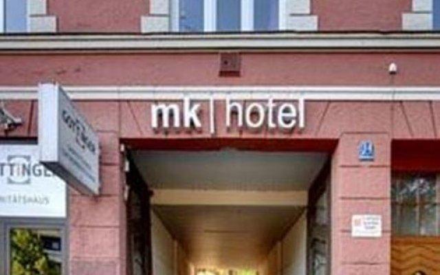 Отель mk hotel münchen max-weber-platz Германия, Мюнхен - 1 отзыв об отеле, цены и фото номеров - забронировать отель mk hotel münchen max-weber-platz онлайн вид на фасад