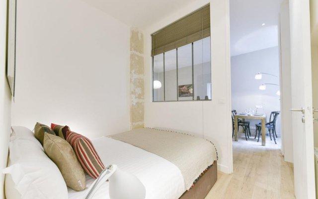 Отель Bulle Париж комната для гостей