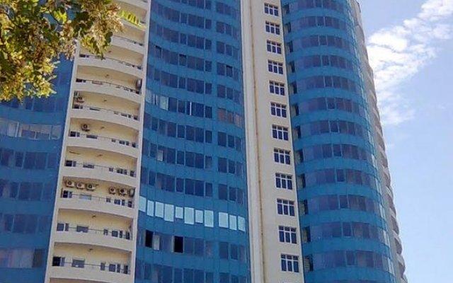 Апартаменты Arcadia City Apartments вид на фасад