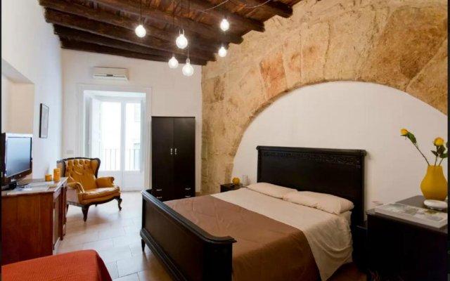 Отель Casetta in centro Италия, Палермо - отзывы, цены и фото номеров - забронировать отель Casetta in centro онлайн комната для гостей