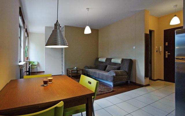 Отель Apartamenty Sun&Snow Karlikowski Młyn комната для гостей