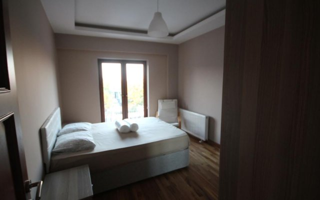 Апартаменты Topkapi Apartments комната для гостей