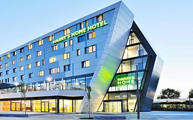 Отель Harry's Home Hotel München Германия, Мюнхен - 1 отзыв об отеле, цены и фото номеров - забронировать отель Harry's Home Hotel München онлайн вид на фасад