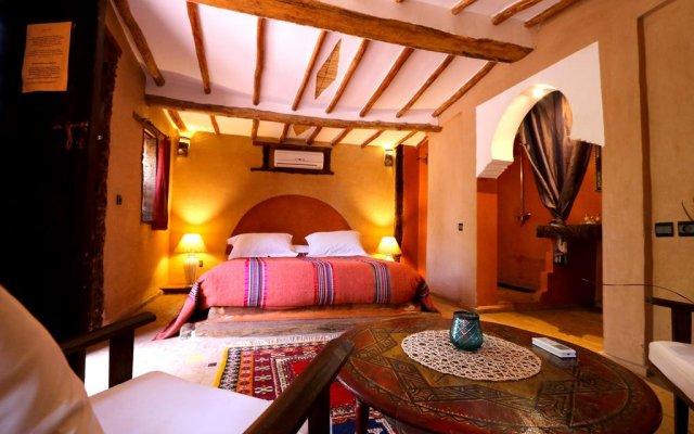 Отель Ecolodge Bab El Oued Maroc Oasis комната для гостей