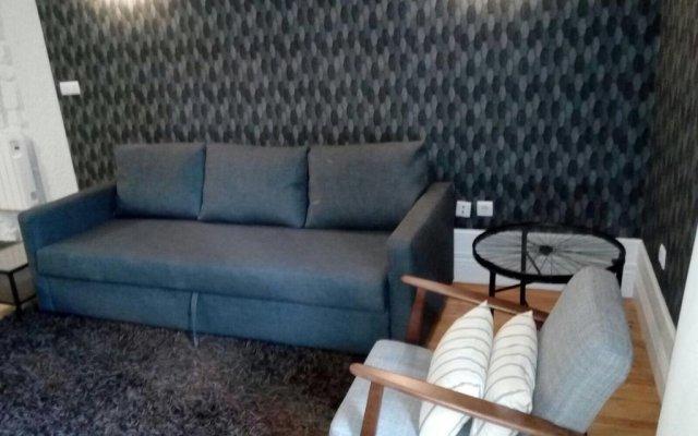Отель 214 Porto комната для гостей