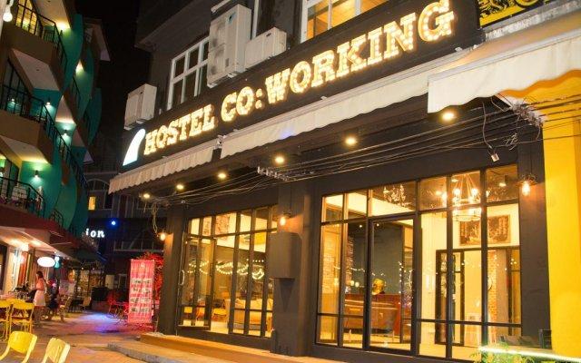 Fin Hostel Co Working вид на фасад