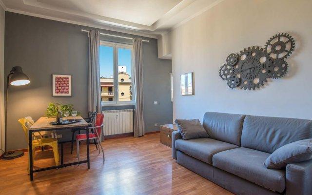 Апартаменты Urban Apartments - Rooms of art комната для гостей