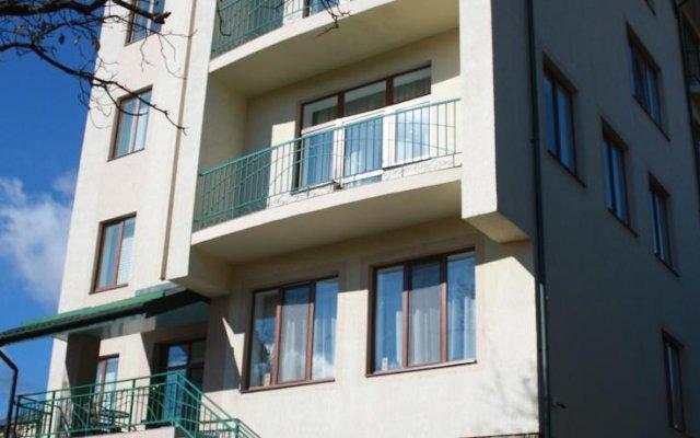 Hotel Re Vita вид на фасад