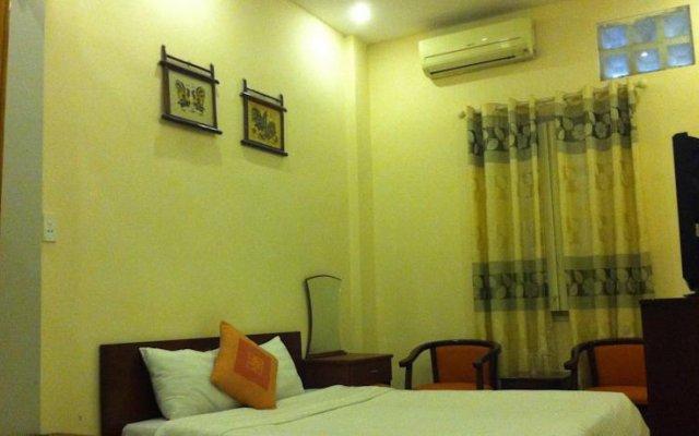 Viet Fun Hotel Ханой комната для гостей