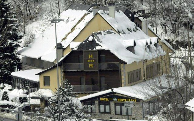 Hotel Pena вид на фасад