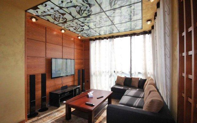 Отель Penthouse in Republic Square Ереван комната для гостей