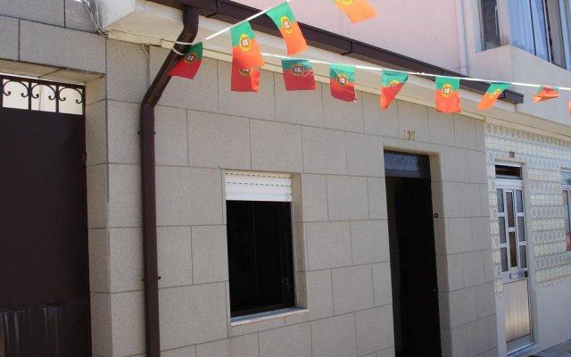 Отель A Casinha вид на фасад