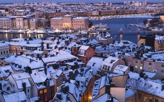 Апартаменты Collectors Victory Apartments Стокгольм