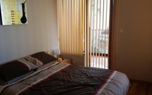 Отель Samara Beach Apartment Болгария, Балчик - отзывы, цены и фото номеров - забронировать отель Samara Beach Apartment онлайн комната для гостей