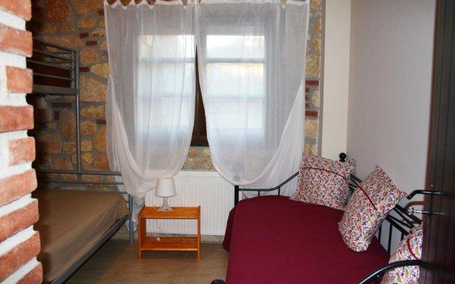 Отель Stonehouse Ioannis комната для гостей