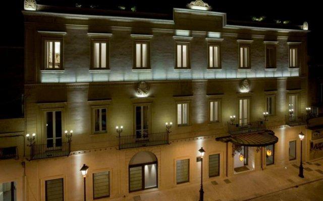 Отель Risorgimento Resort - Vestas Hotels & Resorts Лечче вид на фасад