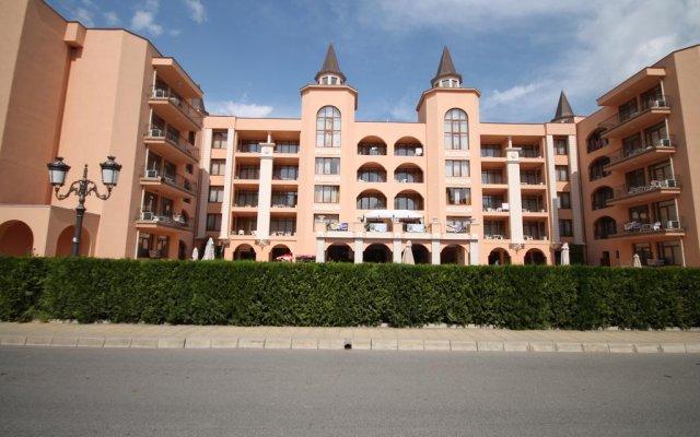 Апартаменты Apartment Arendoo in complex Palazzo вид на фасад