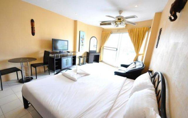 Отель View Talay 1 By Pattaya Capital Property Таиланд, Паттайя - отзывы, цены и фото номеров - забронировать отель View Talay 1 By Pattaya Capital Property онлайн комната для гостей