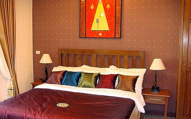 Отель Villa 140 пляж Банг-Тао комната для гостей