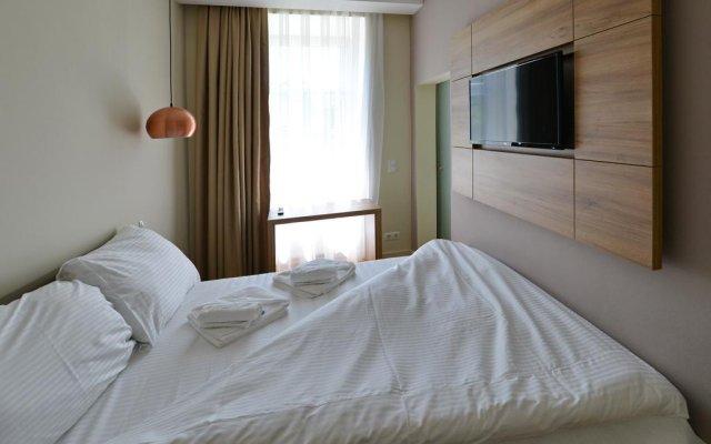 Апартаменты Aurellia Apartments Вена комната для гостей