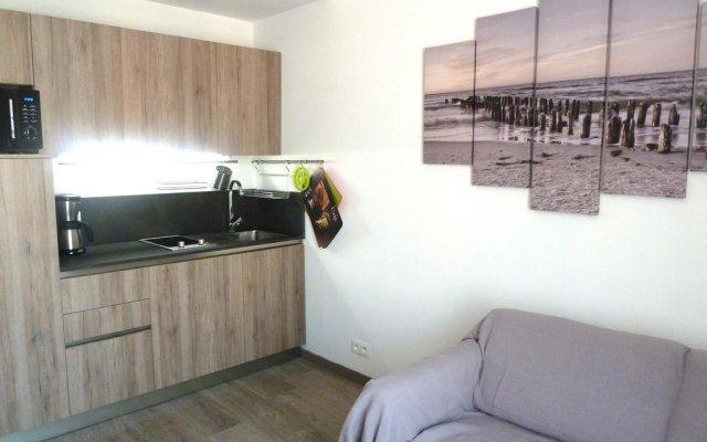 Отель New Apt Place Garibaldi Ницца комната для гостей