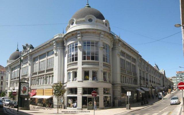 Гостевой дом Charming House Marquês вид на фасад