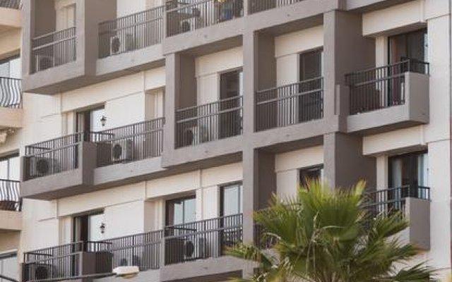 Отель Sliema Hotel by ST Hotels Мальта, Слима - 4 отзыва об отеле, цены и фото номеров - забронировать отель Sliema Hotel by ST Hotels онлайн вид на фасад