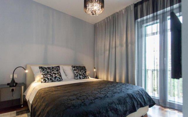 Апартаменты Apartment Happiness Split комната для гостей